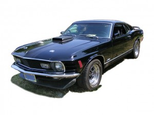 Classic Muscle Ford Mustang