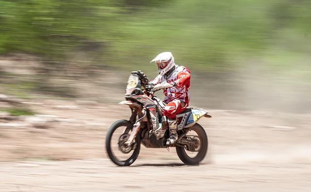 Rajd Dakar w XXI wieku cz. 2