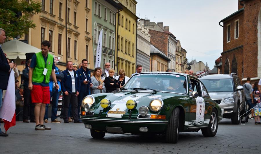Marcin i Mateusz Stryczakowie, Porsche 911 Monte