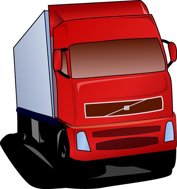 przyczepy ciężarowe