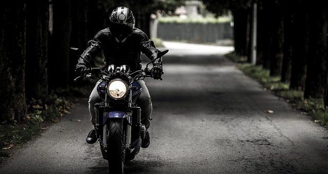 Męska odzież motocyklowa najwyższej jakości