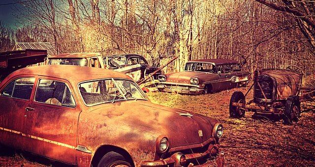 Złomowanie pojazdów po wypadkach – obowiązujące zasady